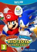 Mario y Sonic en los Juegos Olímpicos de Río 2016 WII U