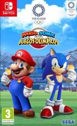 Mario y Sonic en los Juegos Olimpicos Tokio 2020 SWITCH