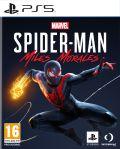 Marvel's Spider-Man: Miles Morales portada