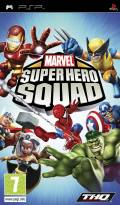 Marvel Super Hero Squad PSP