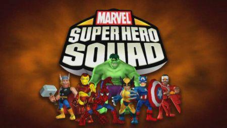 Marvel Super Hero Squad - La versión juvenil de tus héroes favoritos, con problemas galácticos
