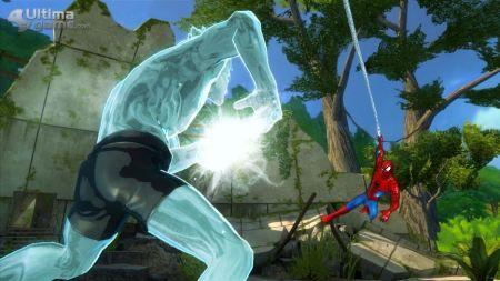 Un adelanto de las batallas de Vengadores en Wii U, en vídeo