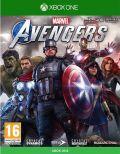 portada Marvel's Avengers Xbox One