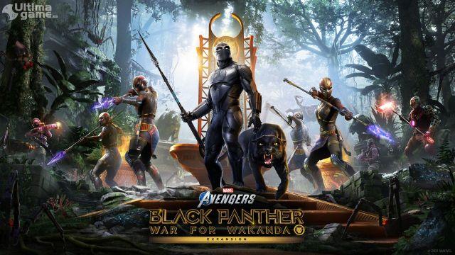 La expansión para jugar con Pantera Negra ya tiene fecha de lanzamiento