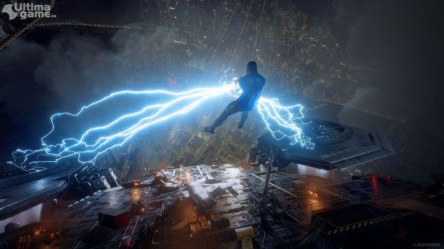 A los Vengadores se les une Spider-Man, aunque en exclusiva para Playstation