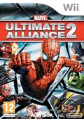 Marvel Ultimate Alliance 2 WII