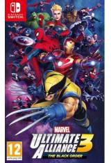 Danos tu opinión sobre MARVEL ULTIMATE ALLIANCE 3: The Black Order