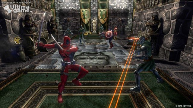 Marvel Ultimate Alliance Ps4 Pc One Wii Ps3 Xbox 360 Psp Ps2