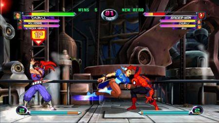 Marvel Vs. Capcom 2 - El increíble choque de héroes, a pocos días para estallar.