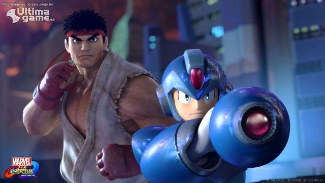 Así de chulos son los trajes Premium de Marvel Vs. Capcom Infinite