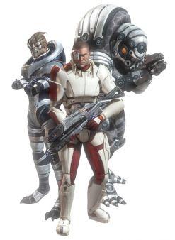 Mass Effect 2 - Kasumi en images