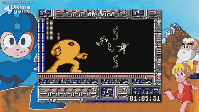 Revive las 6 aventuras clásicas de Mega Man con un montón de extras en Mega Man Legacy Collection