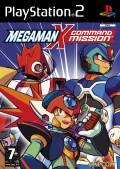 MegaMan X Command Mission PS2