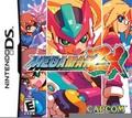 Megaman ZX DS