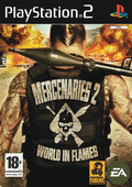 Mercenaries 2: World in Flames PS2