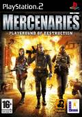 Mercenarios: El Arte de la Destrucción PS2