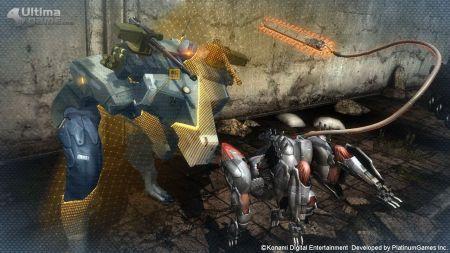 El poder para el combate del Blade Wolf, al descubierto en un nuevo vídeo