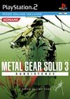 Metal Gear Solid 3: Subsistence PS2