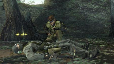Metal Gear Solid : Peace Walker - Paz muestra su cara más sexy...
