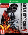 Metal Gear Solid V: The Definitive Experience ONE