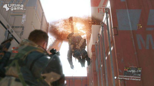 Konami desvela las diferencias de resolución en Metal Gear Solid V: The Phantom Pain