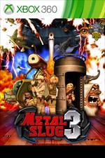 Metal Slug 3 XBOX 360