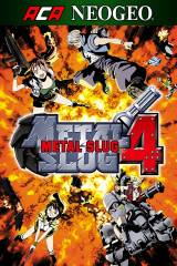 Metal Slug 4 PS3
