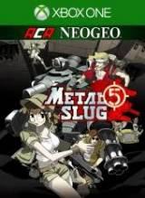 Metal Slug 5 XONE