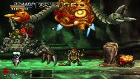 Metal Slug XX: Leona, la sensual luchadora de King of Fighters, entra en acción