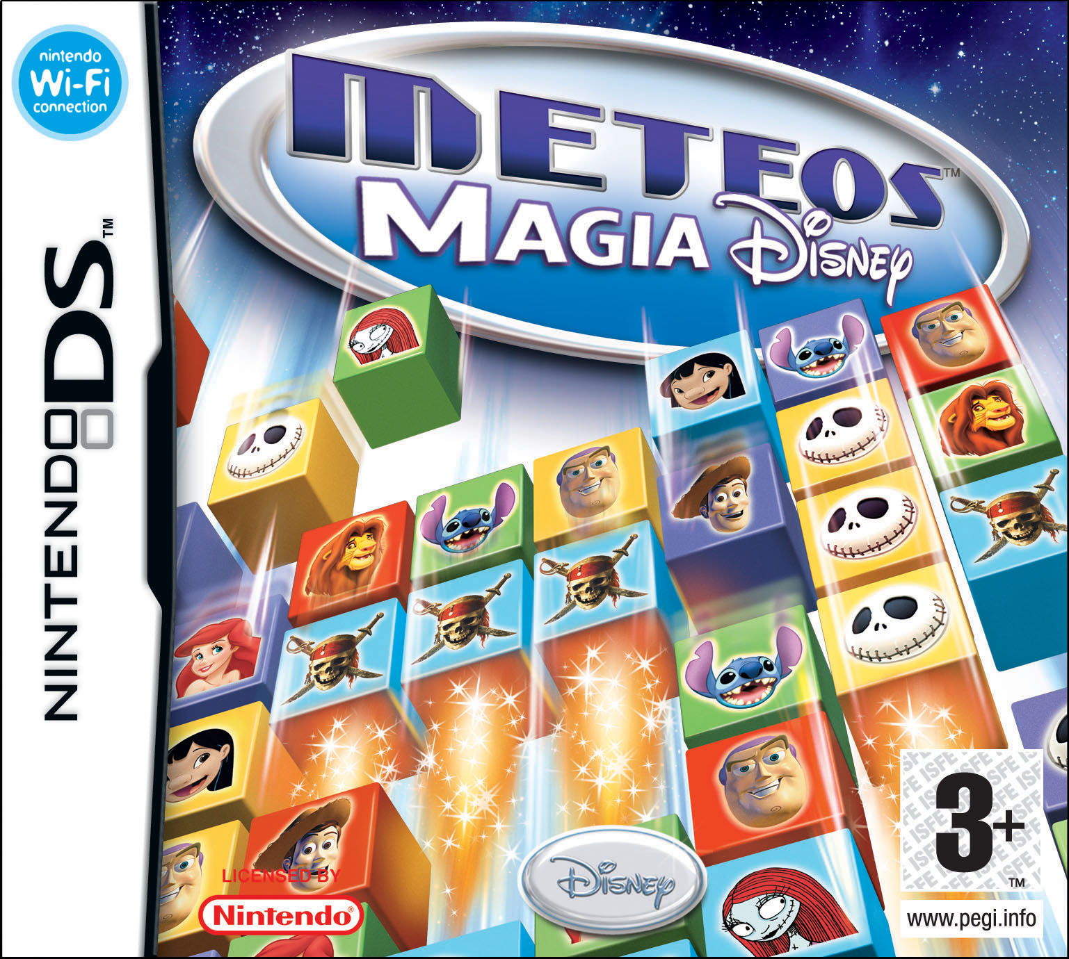 Meteos: Magia Disney
