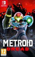 Metroid Dread portada