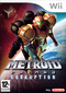 Metroid Prime 3: Corruption portada