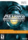 Metroid Prime Trilogy WII