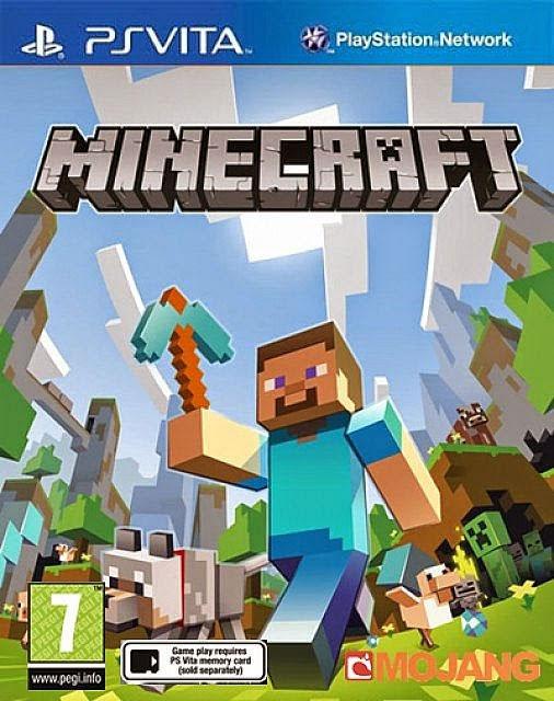 Portada de Minecraft