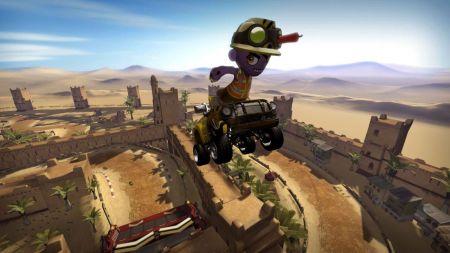 ModNation Racers llega a PSP, y las carreras al gusto se hacen portátiles