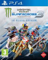 Monster Energy Supercross: The Official Videogame 3 PS4