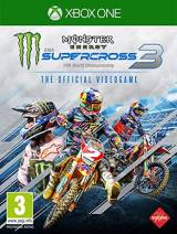 Monster Energy Supercross: The Official Videogame 3 XONE