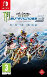 Monster Energy Supercross: The Official Videogame 3 SWITCH