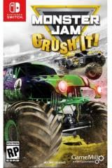 Monster Jam: Crush It SWITCH