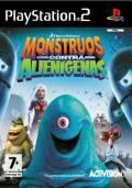 Monstruos contra Alienígenas PS2