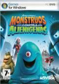 Monstruos contra Alienígenas PC