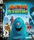 Monstruos contra Alienígenas PS3
