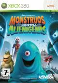 Monstruos contra Alienígenas XBOX 360