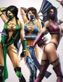 Kitana, Mileena y Jade, las tres luchadoras más explosivas de Mortal Kombat