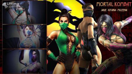 Kitana, Mileena y Jade, las tres luchadoras más explosivas de Mortal Kombat imagen 4