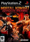 Mortal Kombat Shaolin Monks PS2