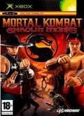 Mortal Kombat Shaolin Monks XBOX