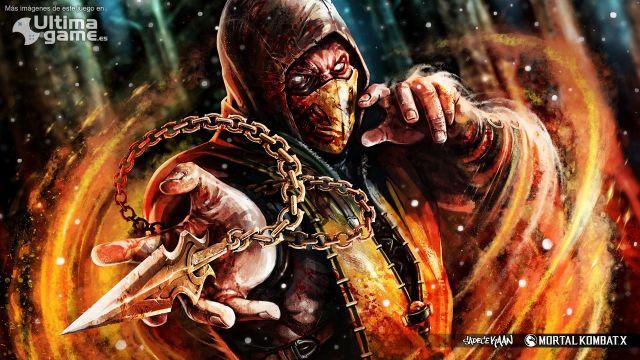 Scorpion, el luchador al que no detiene la muerte imagen 4