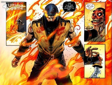 Scorpion, el luchador al que no detiene la muerte imagen 7