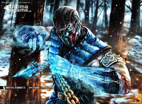 Sub-Zero, de Mortal Kombat X  imagen 4